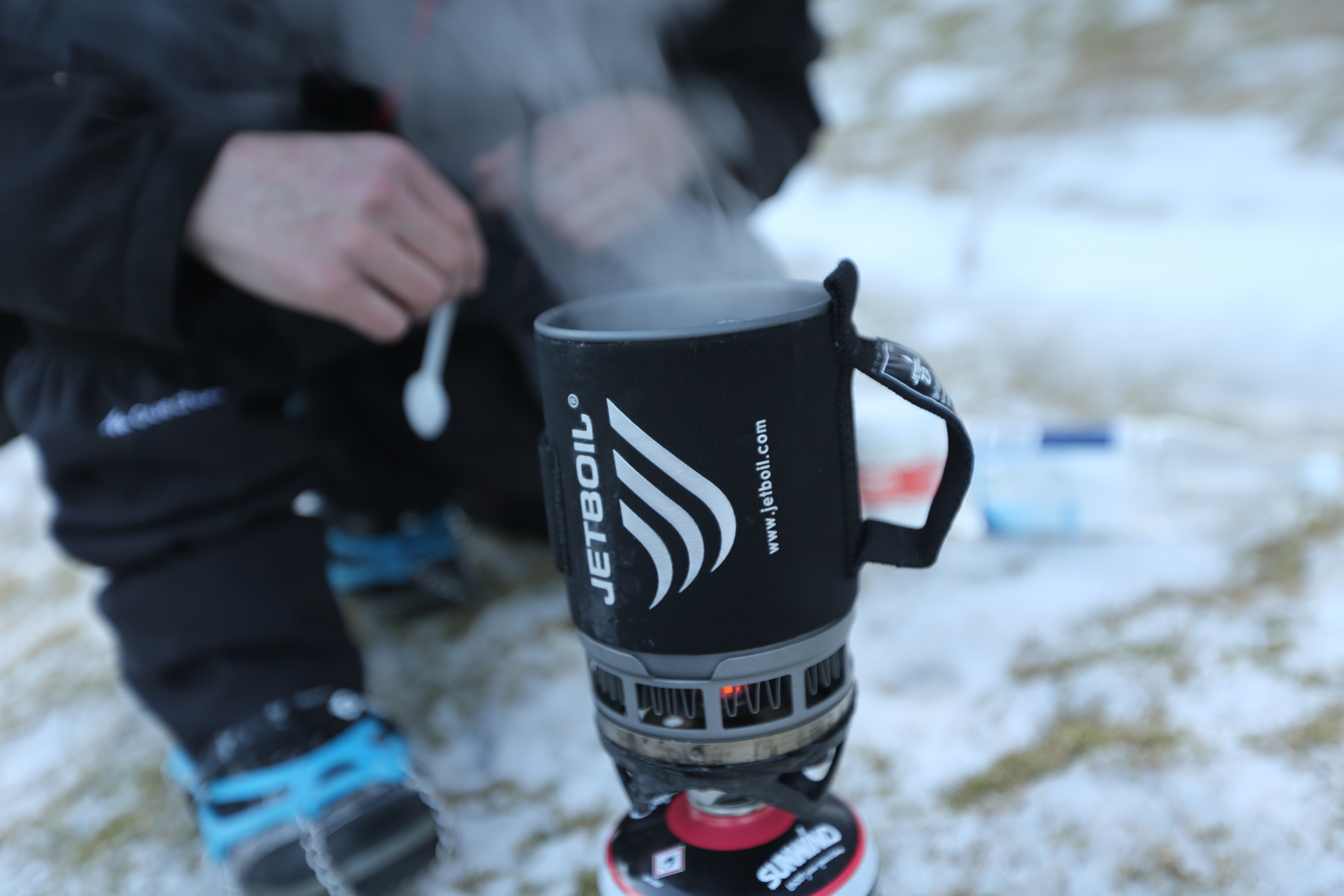 Outdoor cooking tips in the North